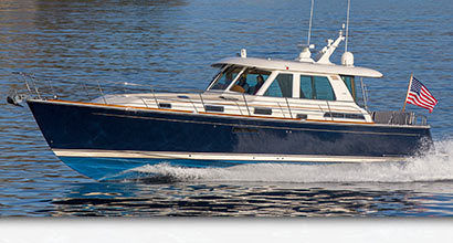 Motor Yachts Overview